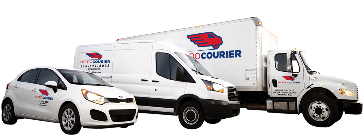 Metro Courier Delivers – We GO There!